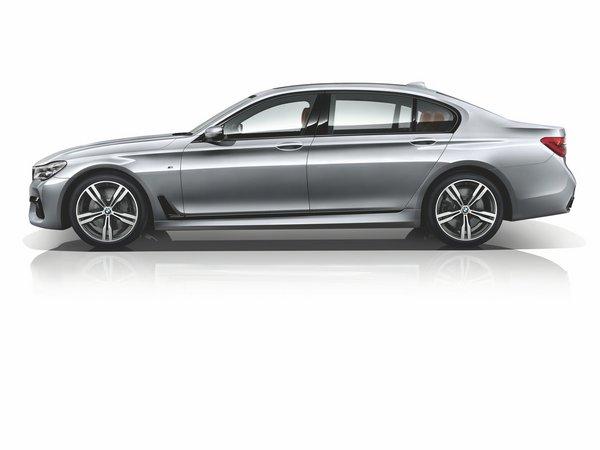 动感 与 豪华 2018款BMW 7系闪耀上市-图3