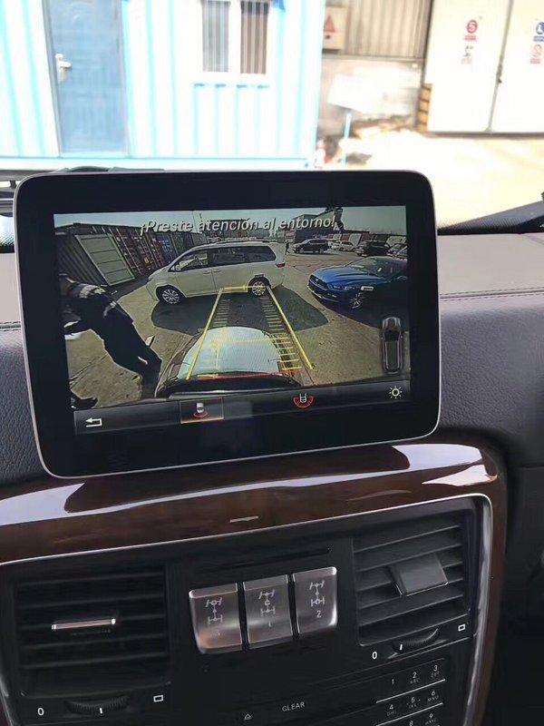 2017款奔驰G500/奔驰G550 优惠消息解密-图5