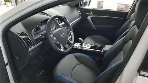 武汉网约车新能源帝豪EV300—0首付购车-图2