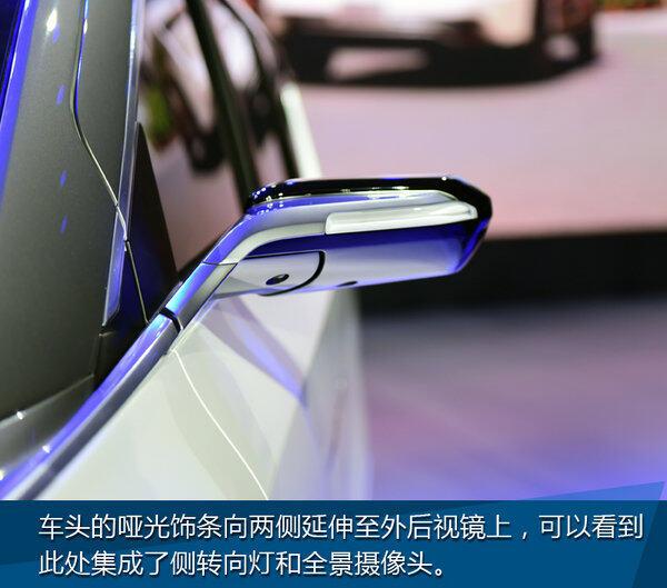 来自未来的MPV ICONIQ纯电动MPV实拍-图8