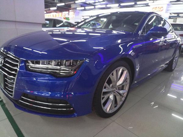 进口奥迪A7最高优惠17万 A7竞争奔驰cls-图2