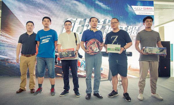 奇瑞艾瑞泽5sport巅峰挑战赛西安站举行-图10