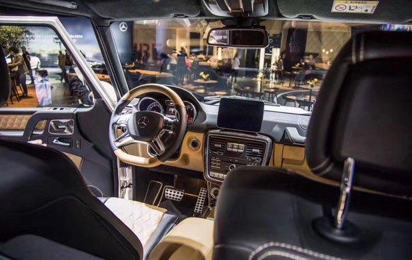 奔驰迈巴赫G650全球99台限量 现车高清拍-图4