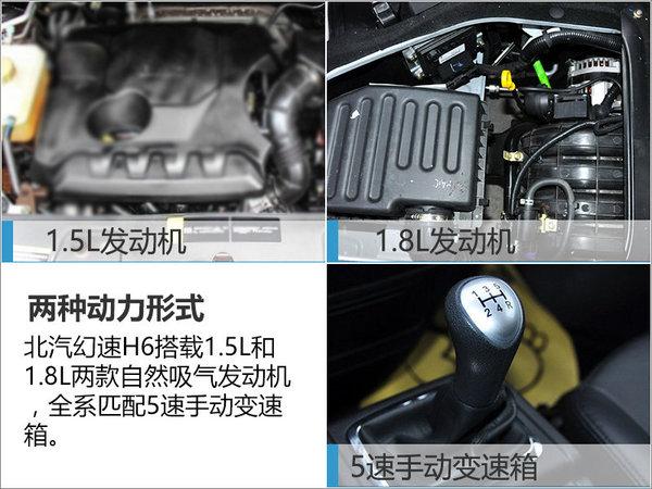 """北汽幻速""""大MPV""""18日上市 预售5.98万起-图6"""