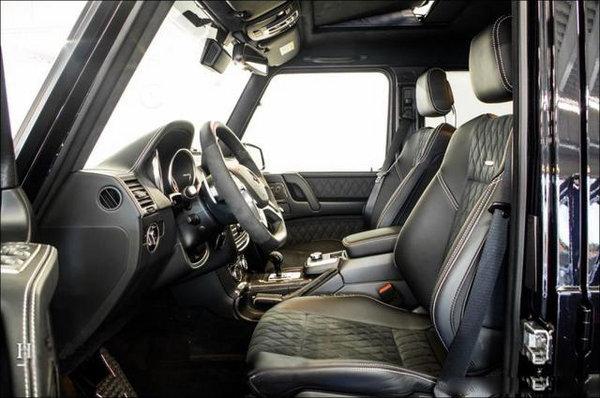 2017款奔驰G500价格公布 G级越野新体验-图6
