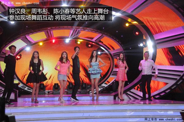 郑伊健和陈小春也是多年的好朋友,此次他们携手参加英菲尼迪