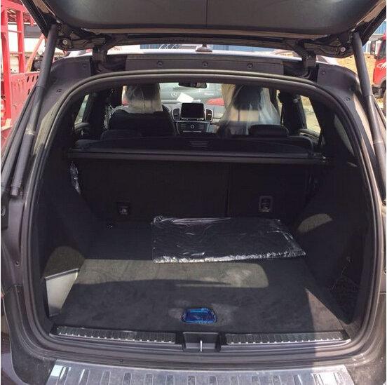 17款奔驰GLE400加规版报价 奔驰GLE霸气-图6