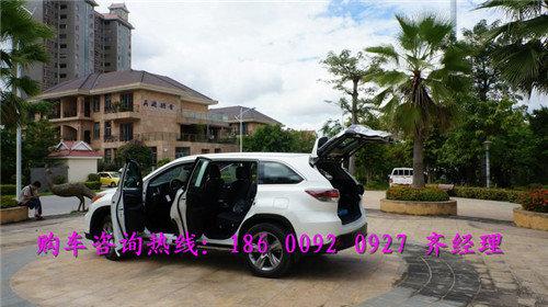 17款丰田汉兰达报价 汉兰达七座SUV行情-图5