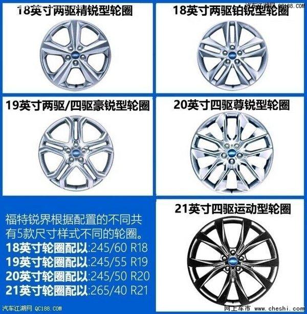 福特锐界2015款国产报价 16.98万起抢购-图9