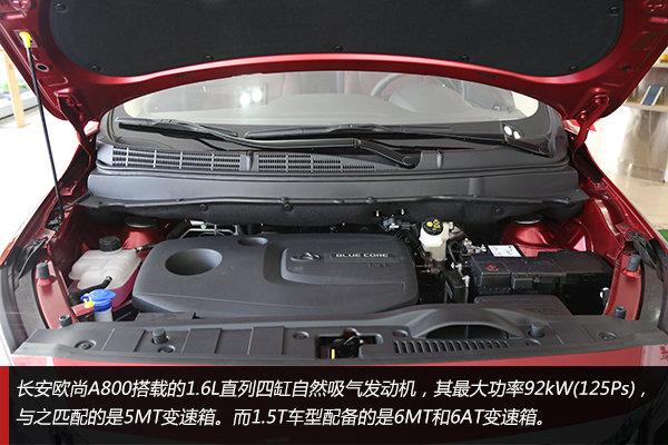 时尚与实用兼具的MPV代表-长安欧尚A800-图2