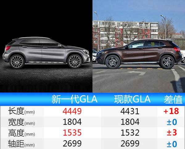 奔驰新一代GLA正式下线 将于6月19日上市-图2