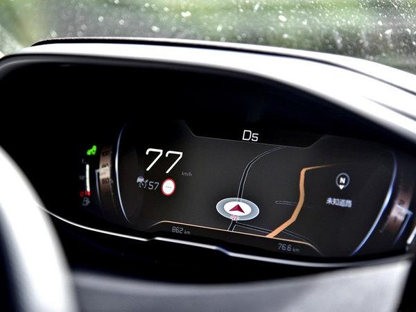 试驾东风标致4008:来自法兰西SUV的浪漫-图5