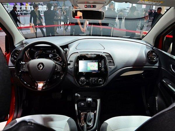 雷诺卡缤现金优惠2.5万元 现车充足可选-图3