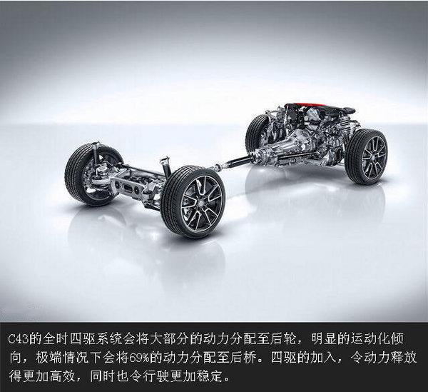 新款奔驰C43AMG 哑光灰特别版惊爆68.8万-图6