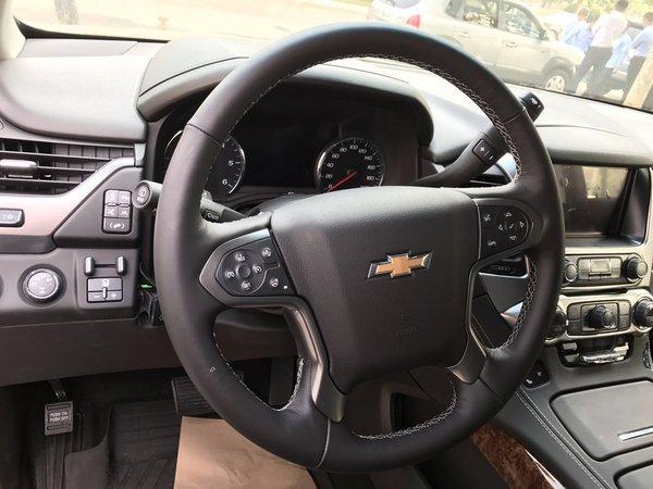 16款加版萨博班5.3L 四驱LTZ版136万现车-图4