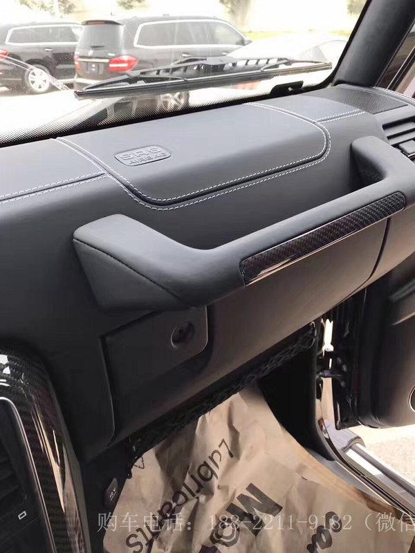 2017款奔驰G500 4x4复古型座驾领衔优惠-图8