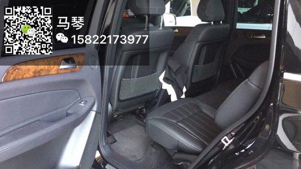 2017款奔驰GLS450 特价两台优惠空前绝后-图9
