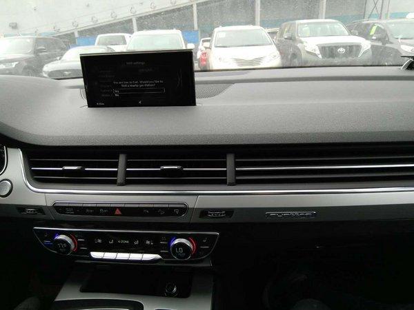 17款奥迪Q7舒适尊享3.0现车探险你的未来-图4