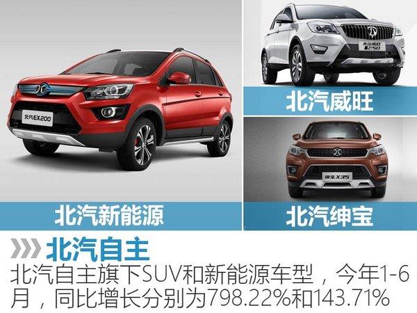 北京汽车上半年销量增14% 奔驰增速最快-图4