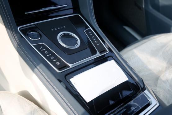 配置曝光 大迈X7-8AT车型将亮相成都车展-图4