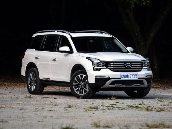 传祺GS8售价16.38万起 降价竞争哈弗H7-图2