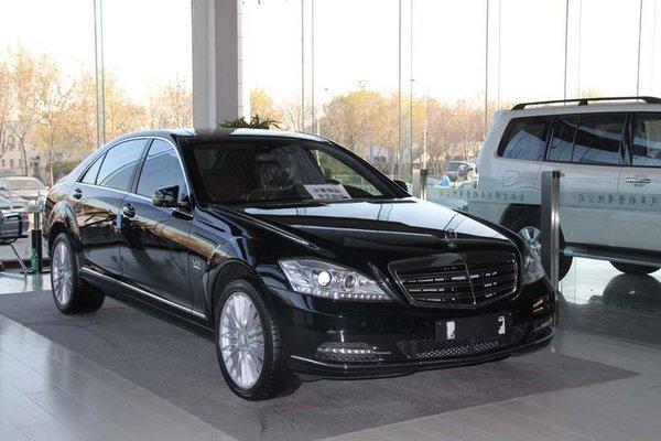 奔驰迈巴赫S600L顶配座驾 本月限时降价-图1