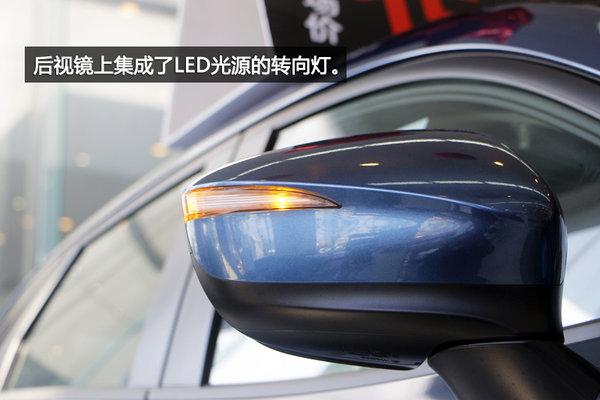 魂动系进口小型SUV 实拍马自达CX-3-图5