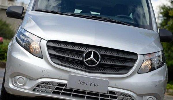 商务接送的新选择 试驾奔驰全新威霆-图4