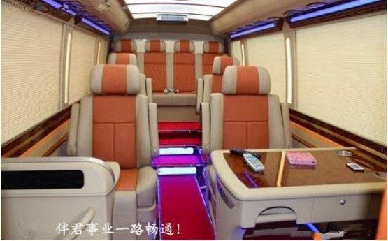 丰田考斯特16座价格17座豪华改装报价-图7