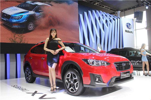 斯巴鲁新一代 XV携精品车型出击东莞车展-图10