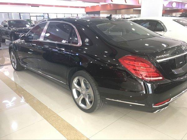 17款奔驰迈巴赫S600 美规价格津门最优惠-图3