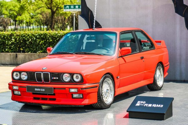 唤醒你那颗躁动澎湃的心脏 BMW M嘉年华上海站-图9