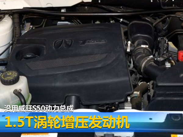 北汽威旺年内将再推2款新车 配备更强动力-图4