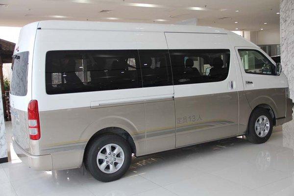 16款进口丰田海狮 VIP版商务专用接待车-图3