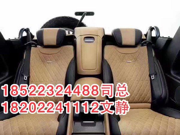 17款奔驰GLS450加长5.98米独家销售特惠