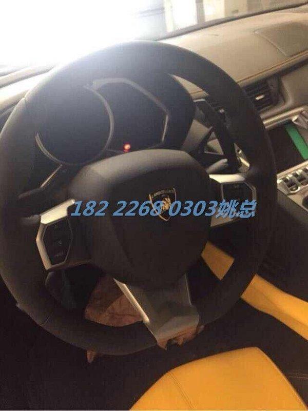 兰博基尼LP700新报价 大型超跑炫酷上线-图9