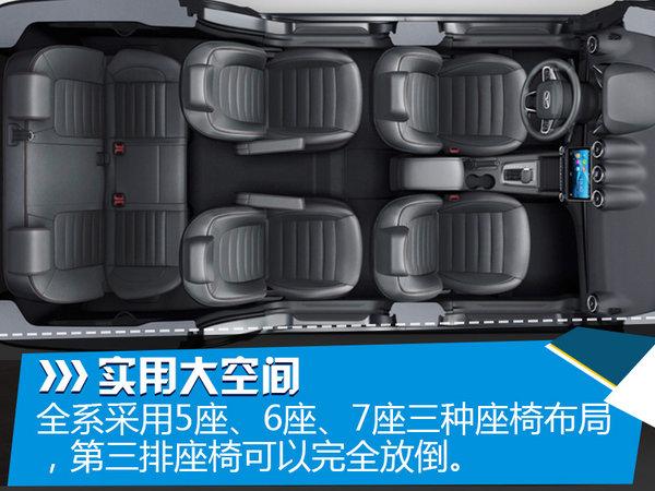 凯翼7座SUV正式上市 售XXX万元-图1