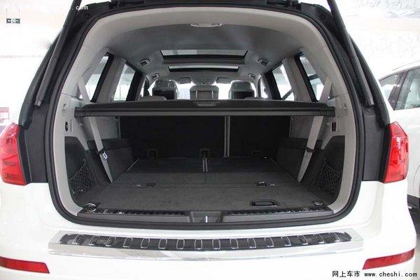 16款奔驰GL350   豪华越野车的霸主地位-图10