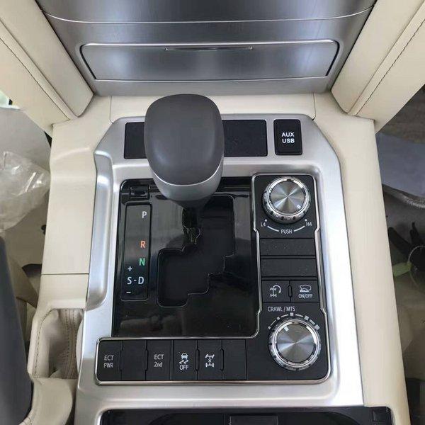 17款丰田酷路泽5700中东版EXR 拖钩底挂-图9