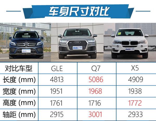换名字换妆容的改款 奔驰GLE400怎么样-图4