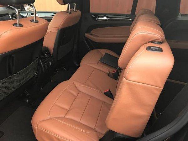 2017款奔驰GLS450 原装七座SUV闪闪夺目-图7
