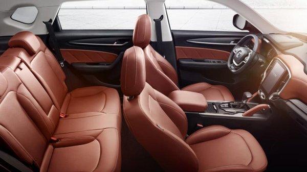 颠覆格局 宽体智联SUV中华V6全球首发-图9