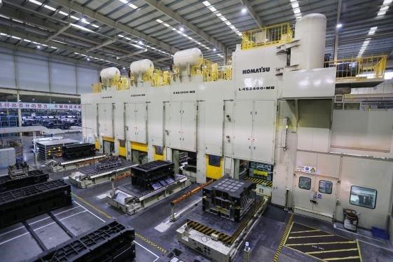 东风日产加快布局自动化 精益生产助推转型升级-图1