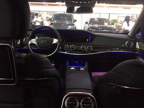 17款奔驰迈巴赫S600 美规价格津门最优惠-图5