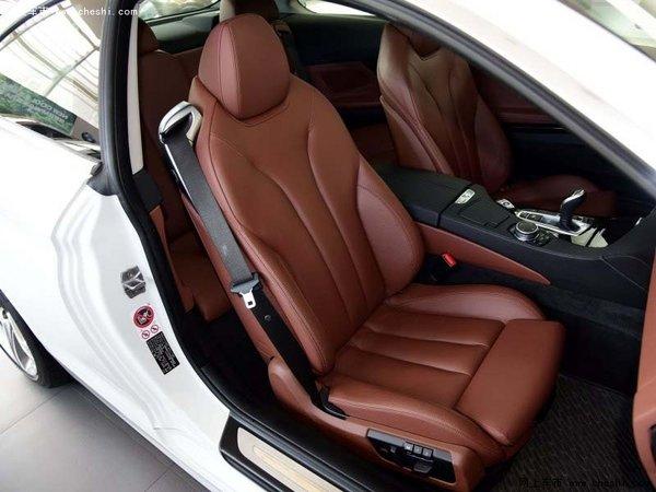 宝马640经典轿跑特价 更具质感值得关注-图10