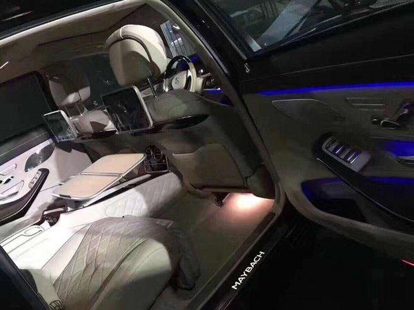 奔驰迈巴赫S600降价 私人头等舱魅力无限-图7