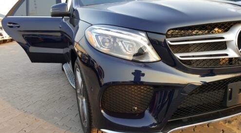 17款奔驰GLE400最新价格 夏日任性降-图3