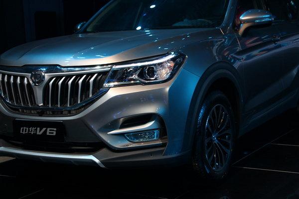 宽体SUV是刚需 华晨中华V6细分市场称王-图10