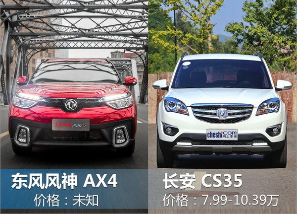 东风风神全新SUV-AX4 采用宝马i3尾门-图5