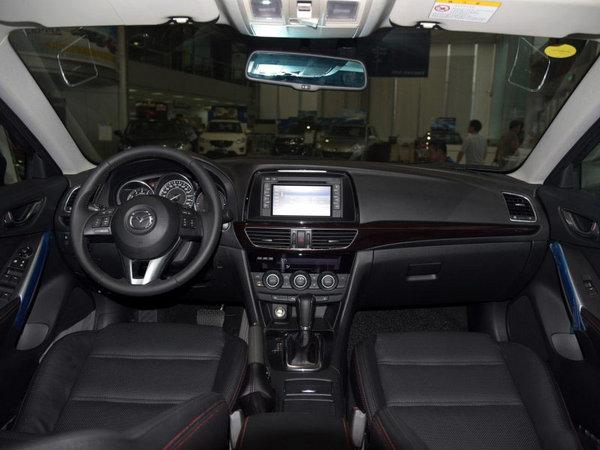 阿特兹优惠0.6万元 降价竞争马自达CX-4-图3